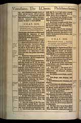 1 Chronicles Chapter 13, Original 1611 KJV