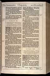 1 Samuel Chapter 12, Original 1611 KJV