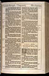 2 Chronicles Chapter 27, Original 1611 KJV