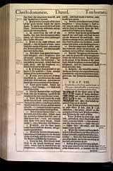 Daniel Chapter 8, Original 1611 KJV