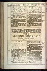 Exodus Chapter 1, Original 1611 KJV