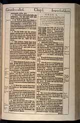 Isaiah Chapter 50, Original 1611 KJV