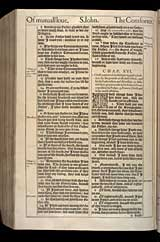 John Chapter 16, Original 1611 KJV