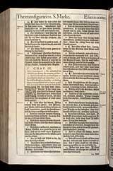 Mark Chapter 9, Original 1611 KJV