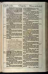Matthew Chapter 12, Original 1611 KJV
