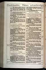 Psalms Chapter 131, Original 1611 KJV