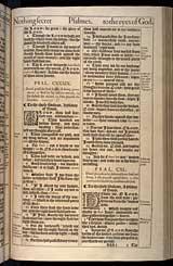 Psalms Chapter 140, Original 1611 KJV