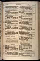 Psalms Chapter 144, Original 1611 KJV