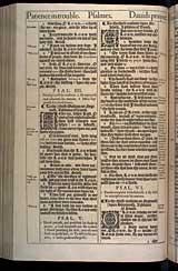Psalms Chapter 4, Original 1611 KJV