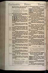 Psalms Chapter 58, Original 1611 KJV