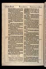 Revelation Chapter 18, Original 1611 KJV